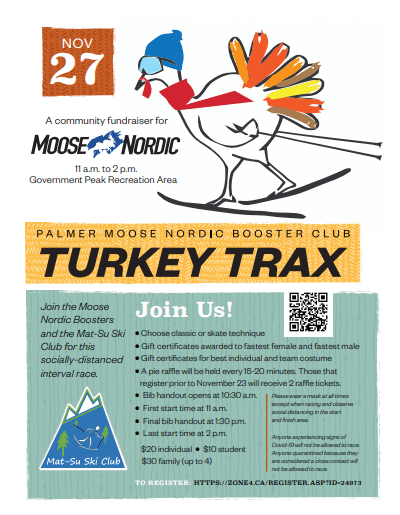 1st Annual Turkey Trax at GPRA